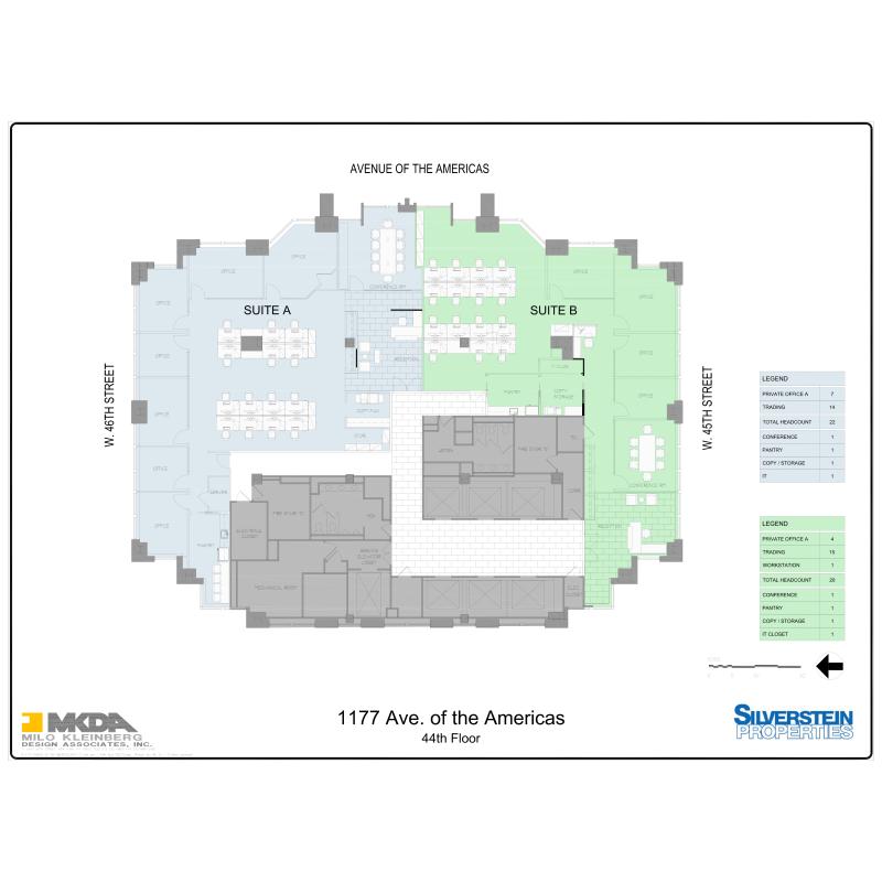Floor plan for Americas best flooring